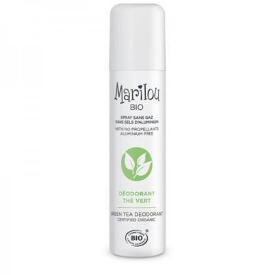 Marilou Bio Déodorant the vert bio, spray 75 ml