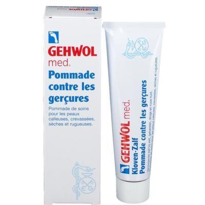 Gehwol Pommade contre les gerçures, 75 ml