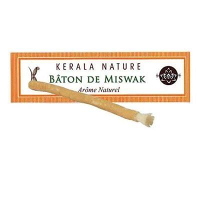Kerala Nature Miswak bâton - Brosse à dents