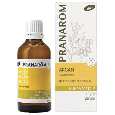 Pranarom Huile végétale d'argan bio, 50 ml