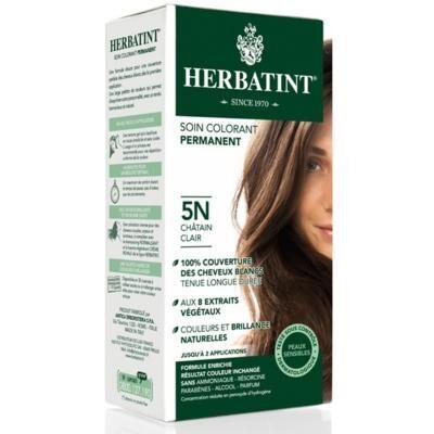 Herbatint Coloration cheveux châtain clair 5N - 150 ml