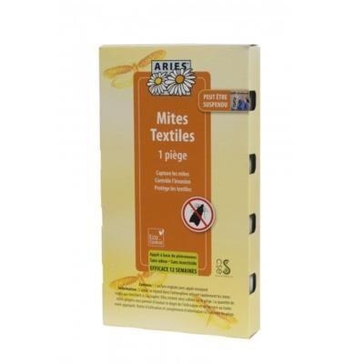 Aries Piège à mites textiles + 1 recharge
