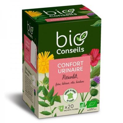 Bio Conseils Infusion bio Confort urinaire, 20 sachets