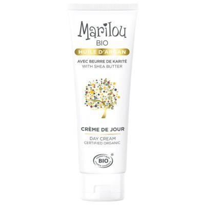 Marilou Bio Crème de jour à l'huile d'argan bio, 50 ml
