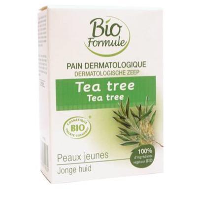 Bioformule Pain dermatologique au tea tree, 100 grammes