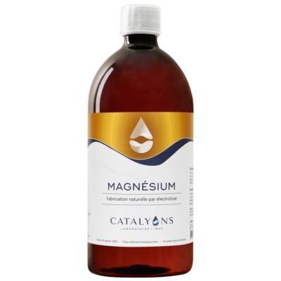 Catalyons Magnésium par életrolyse, 1 litre