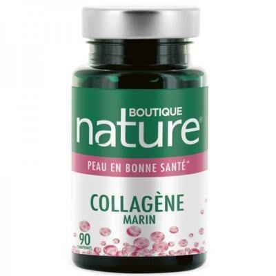 Boutique Nature Collagène marin, 90 comprimés