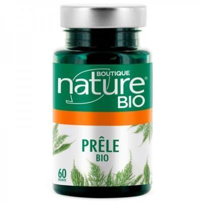 Boutique Nature Prêle bio, 60 gélules