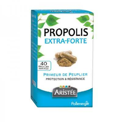 Pollenergie Propolis extra forte, 40 gélules