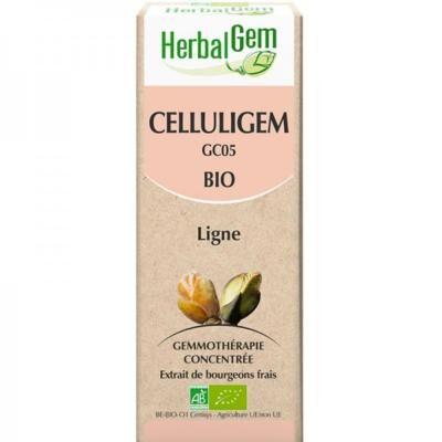 Herbalgem Celluligem bio gemmothérapie concentrée, 50 ml