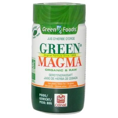 Celnat Green Magma bio en poudre, 80 grammes