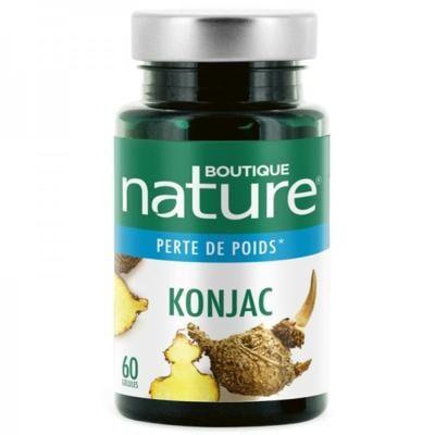 Boutique Nature Konjac, 60 gélules