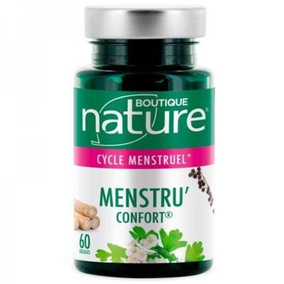 Boutique Nature Menstru'Confort, 60 gélules