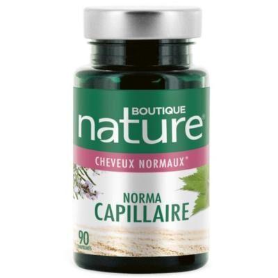 Boutique Nature Norma capillaire, 90 comprimés