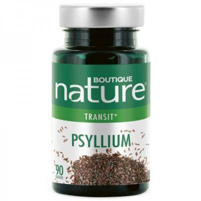 Boutique Nature Psyllium blond (ispaghul) 90 gélules