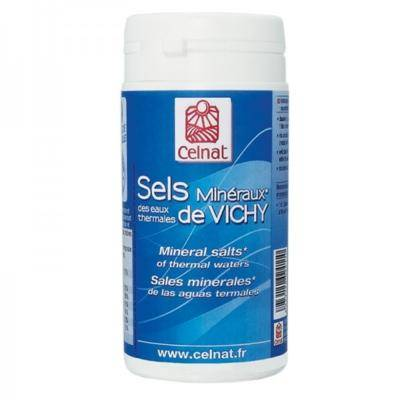 Celnat Sels minéraux de Vichy, 50 gr