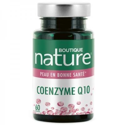 Boutique Nature Coenzyme Q10, 60 gélules