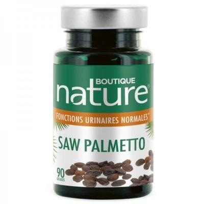 Boutique Nature Saw Palmetto, 45 gélules
