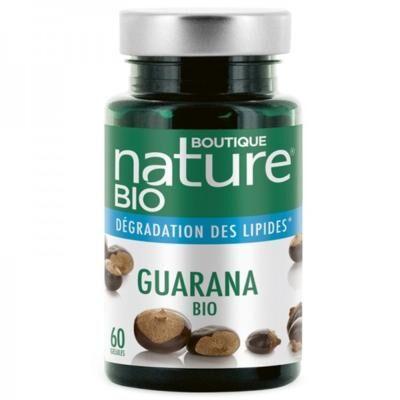 Boutique Nature Guarana bio, 60 gélules