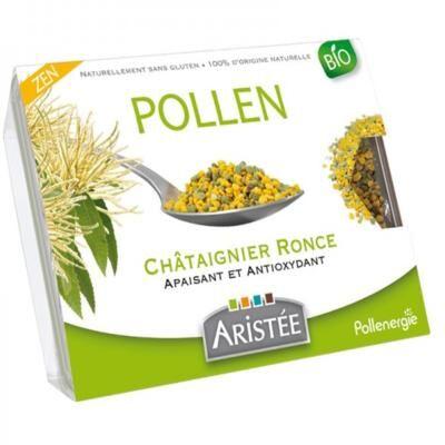 Pollenergie Pollen de chataignier bio - 250 grammes