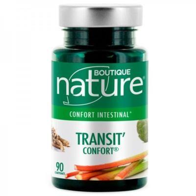Boutique Nature Transit Confort, 90 comprimés