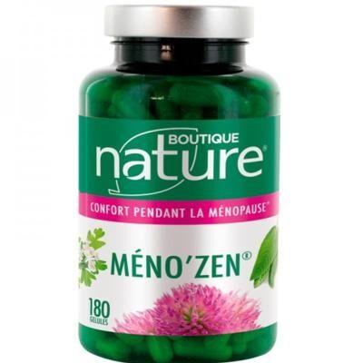 Boutique Nature Meno Zen, 180 gélules