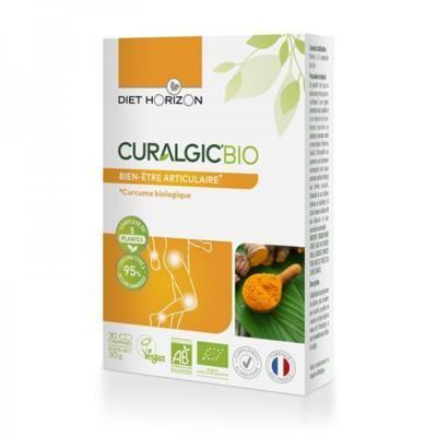 Diet Horizon Curalgic bio, 30 comprimés