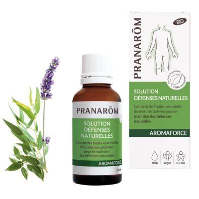 Pranarom Aromaforce bio flacon gouttes, 30 ml