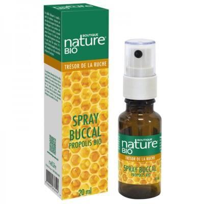 Boutique Nature Propolis bio buccal spray, 20 ml