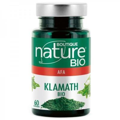 Boutique Nature Klamath bio, 60 comprimés