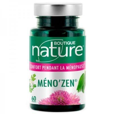 Boutique Nature Méno Zen, 60 gélules