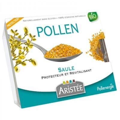 Pollenergie Pollen de saule bio frais, 250 grammes