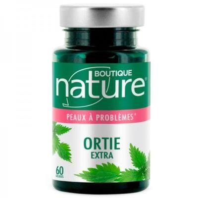 Boutique Nature Ortie extra, 90 gélules