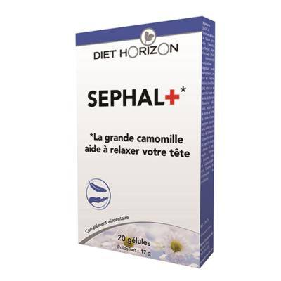 Diet Horizon Sephal Plus - 20 gélules
