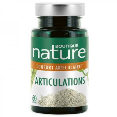 Boutique Nature Articulations, 60 gélules