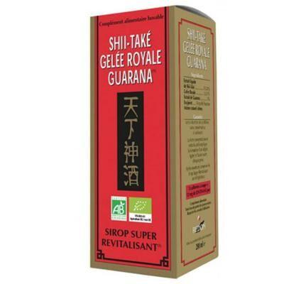 Redon Sirop super revitalisant au shiitaké bio, 200 ml
