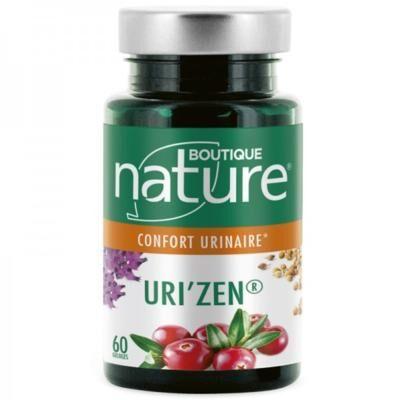 Boutique Nature Uri'Zen, 60 gélules