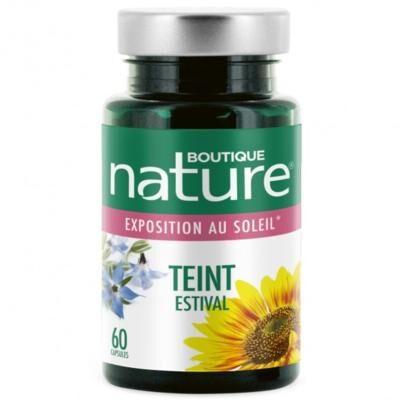 Boutique Nature Teint Estival, 60 gélules