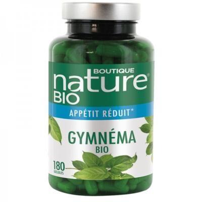 Boutique Nature Gymnéma bio, 180 gélules