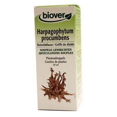 Biover Teinture mère harpagophytum bio - 50 ml