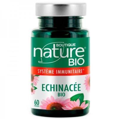Boutique Nature Echinacéa bio (echinacée), 60 gélules