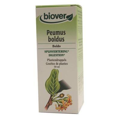 Biover Teinture mère boldo bio - 50 ml
