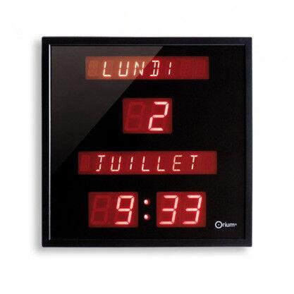 Orium Horloge calendrier digital...