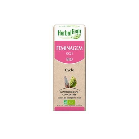 Herbalgem Feminagem - Complexe Cycle BIO50 ml.