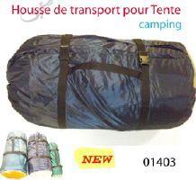 freetime sac de transport pour tente de camping 6pl.- sacs accessoires camping