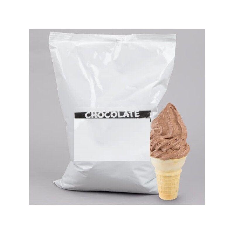 SPM Mix à glaces Chocolat - 10 paquets de 1kg / 100 glaces