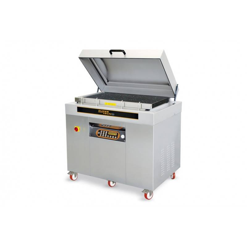 GASTROMASTRO Machine sous-vide - Industrielle - 1000 mm - LAVEZZINI - Super-tech JUMBO