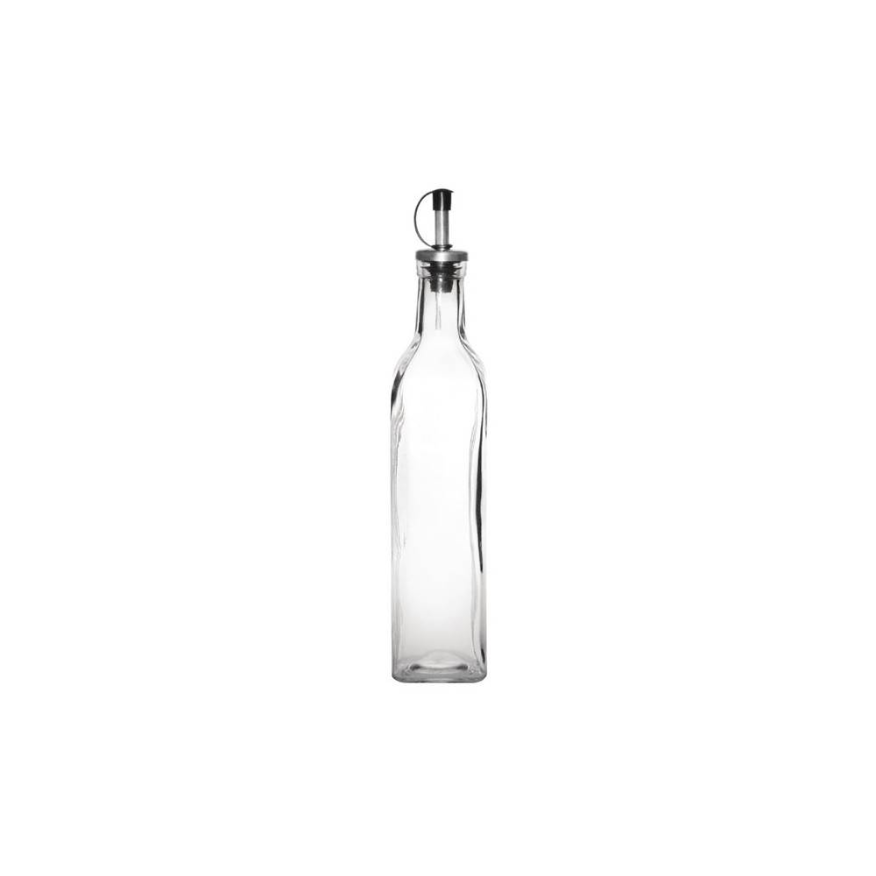 GASTROMASTRO Bouteille d'huile d'olive - 500 ml - Lot de 6