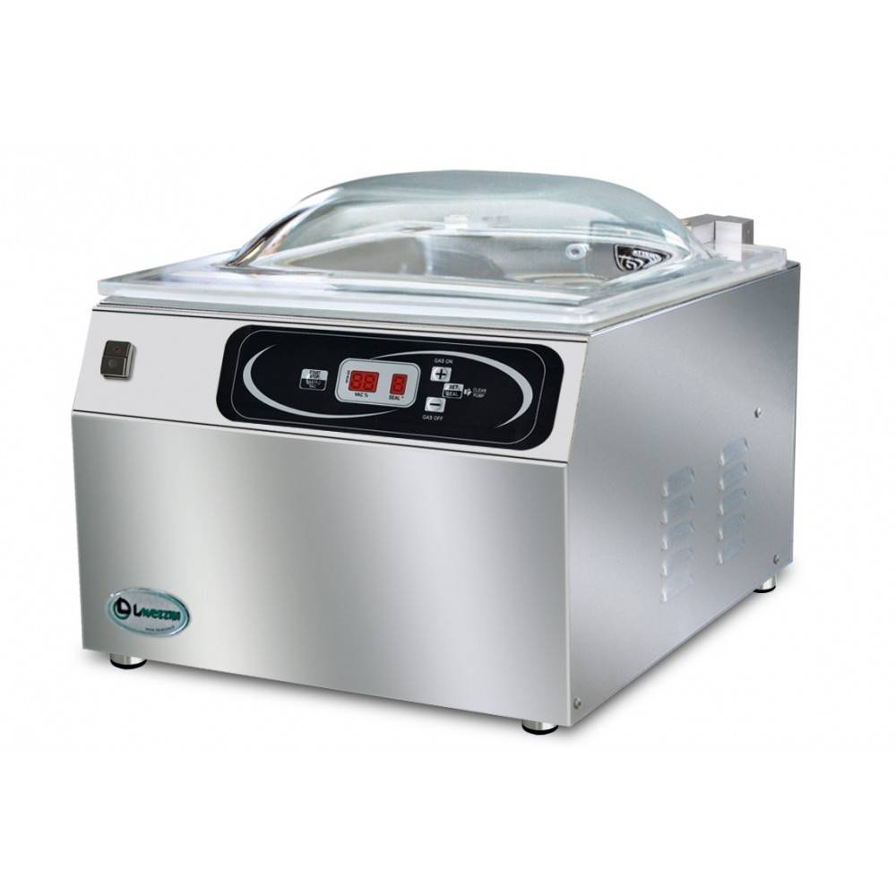 GASTROMASTRO Machine sous-vide - A cloche - 400 mm - LAVEZZINI - UNICA