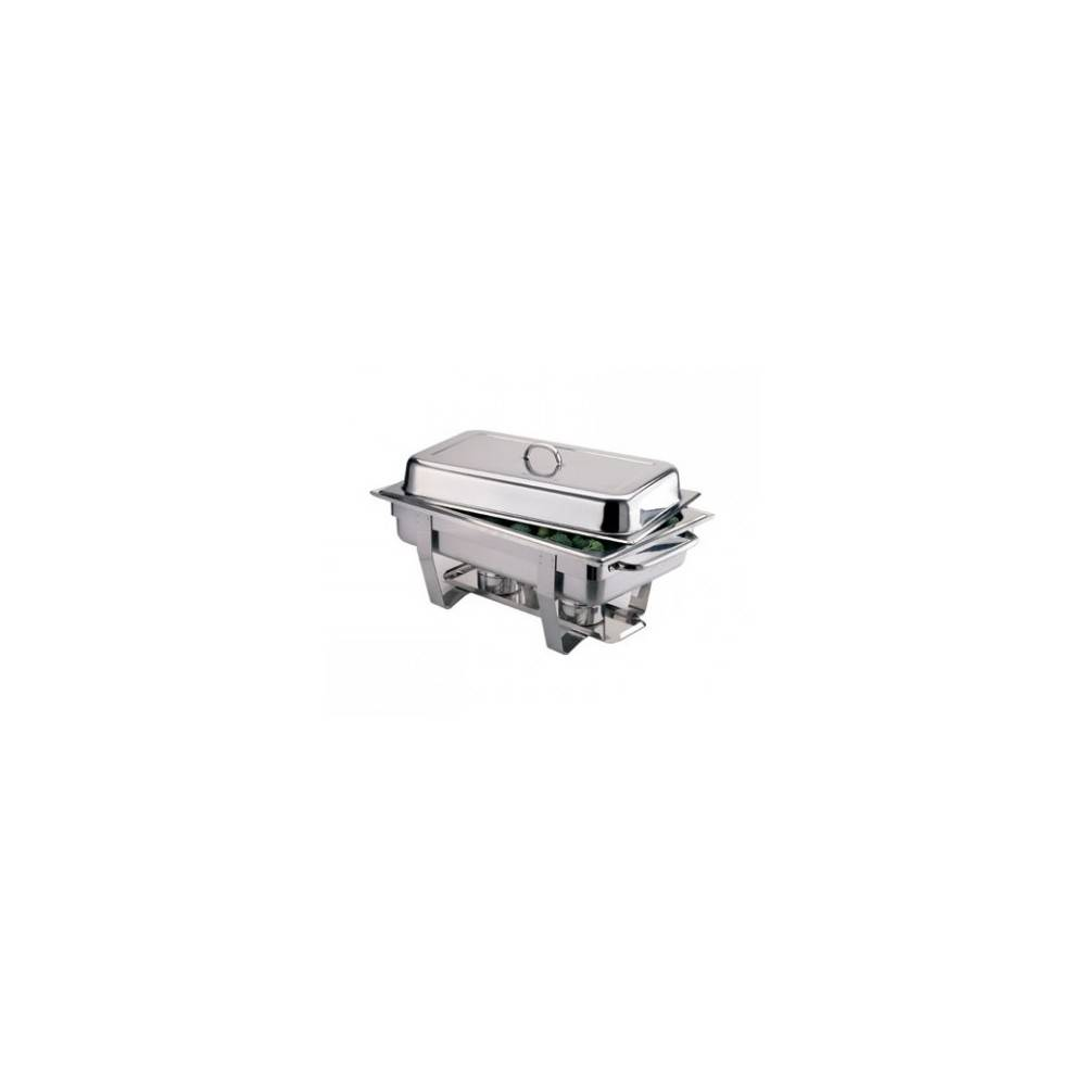 GASTROMASTRO GROUP Chafing dish - 9 litres - GN1/1 avec support